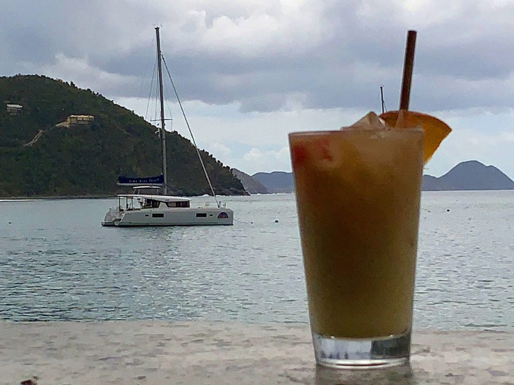 My Version of a Boat Drink!